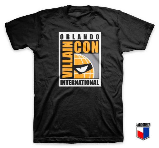 Orlando Villain Con T Shirt