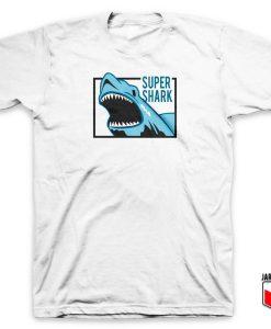 Super Shark Blondie T Shirt