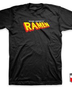 The Spicy Ramen Logo T Shirt
