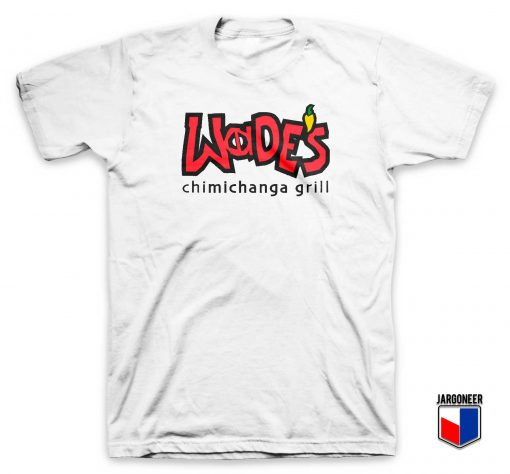 Wades Chimichanga Grill T Shirt