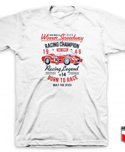 Winner Speedway Racing Champion 1946 T Shirt
