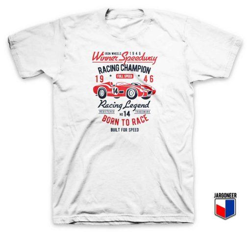Winner Speedway Racing Champion 1946 T Shirt