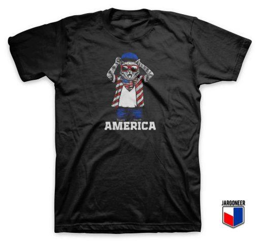 Americat America Parody T Shirt