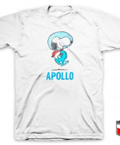 Apollo Dog Space T Shirt