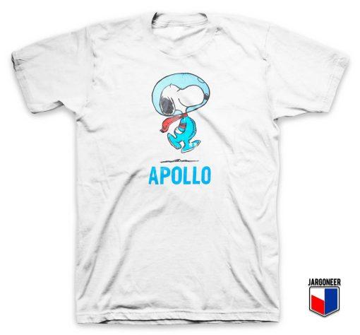 Apollo Dog Space T Shirt