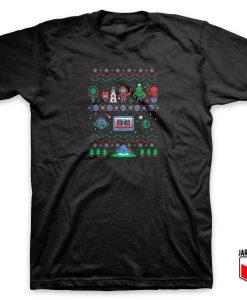Avengers Ugly Christmas T Shirt