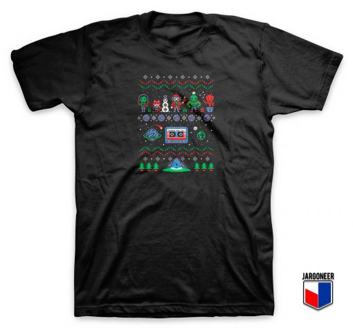 Avengers Ugly Christmas T Shirt