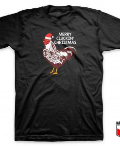 Christmas Chicken Parody T Shirt
