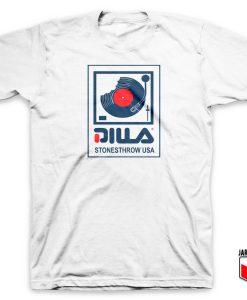 Dilla Stonesthrow USA T Shirt
