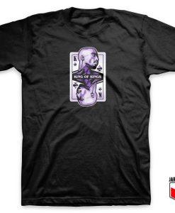 King Of Kings Tupac T Shirt