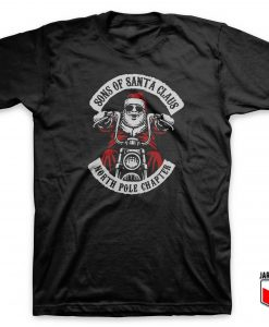 Sons Of Santa Claus T Shirt