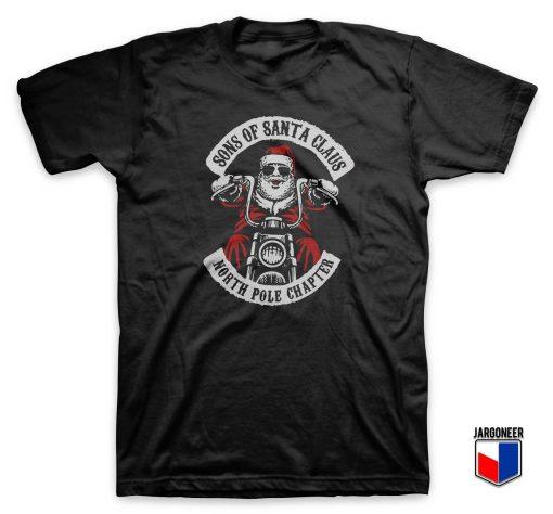 Sons Of Santa Claus T Shirt
