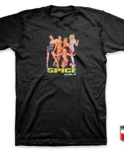 Spice Girls Squad T Shirt