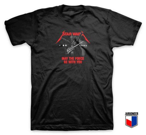 Star Wars Metal Concert Parody T Shirt
