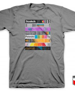 Video Home System Collection T Shirt