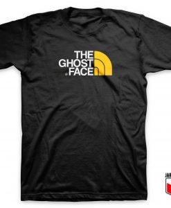 Wu Tang Clan The Ghost Face T Shirt