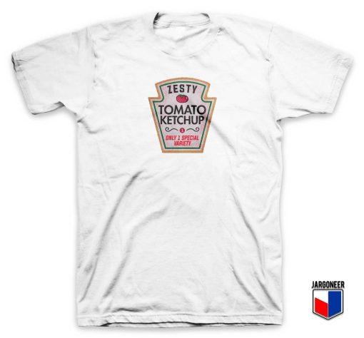 Zesty Tomato Ketchup T Shirt
