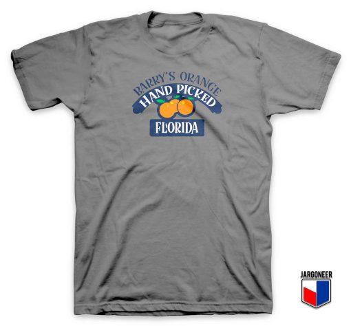 Barry Orange Florida T Shirt
