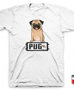 I Love My Pug T Shirt