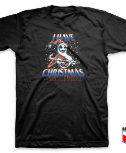 Jack Have Christmas T Shirt