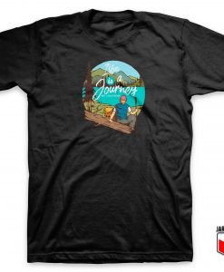Life Is Journey T Shirt