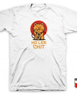 Maneki Neko Cat Ho Lee Chit T Shirt