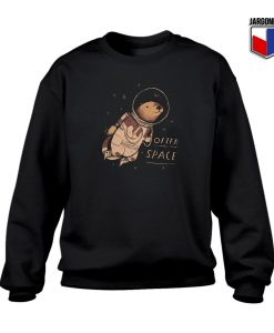 Otter Space Crewneck Sweatshirt
