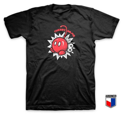 Playing Cherry Bomb T Shirt