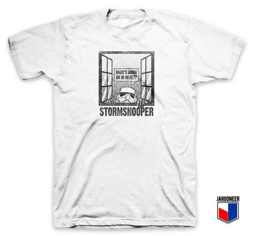 Storm Snooper Parody T Shirt