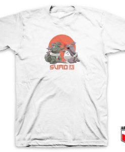Studio Ghibli Sumo Parody T Shirt