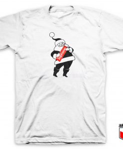 Supreme Santa T Shirt