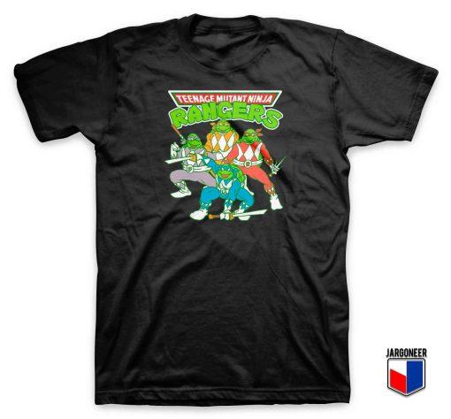 Teenage Mutant Ninja Rangers T Shirt