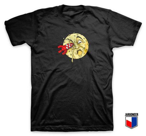 Trip To Moon Rocket T Shirt