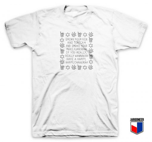 Adam Chanukah Song T Shirt