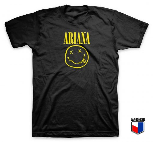 Ariana Rock Style T Shirt