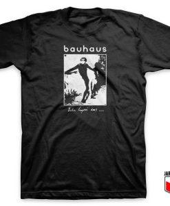 Bauhaus Bela Lugosi's Dead T Shirt