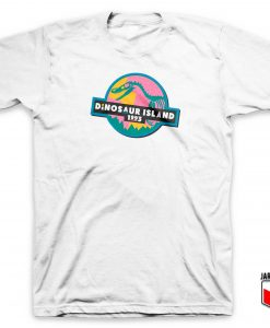 Dinosaur Island 1993 T Shirt