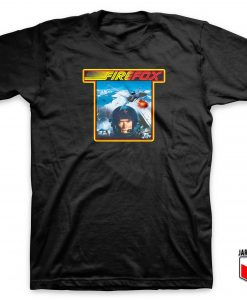 Firefox Vintage Movie T Shirt