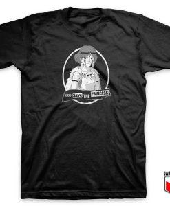 God Save Pincess Mononoke T Shirt