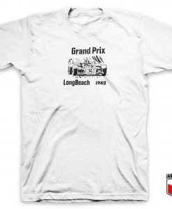 Grand Prix Long Beach 1982 T Shirt