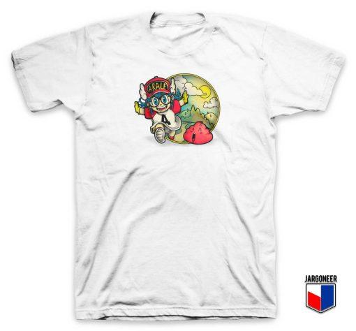 Happy Sunday Arale T Shirt