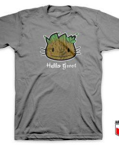 Hello Groot Parody T Shirt