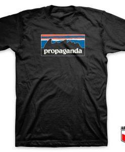 Patagonia Propaganda Parody T Shirt