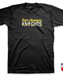 San Romero Knights T Shirt