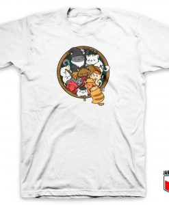The Cat Of The Rings Parody T Shirt