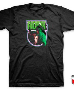 The Incredible Hulk Vintage T Shirt