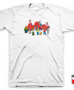 Arthur And Friends T Shirt