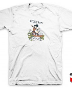 Galvin And Krobbes Kamehameha T Shirt