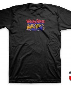 Wacky Races Man T Shirt