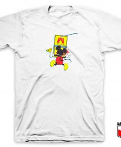 Mickey Cheese Trap T Shirt